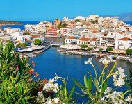 Kreta Santorini