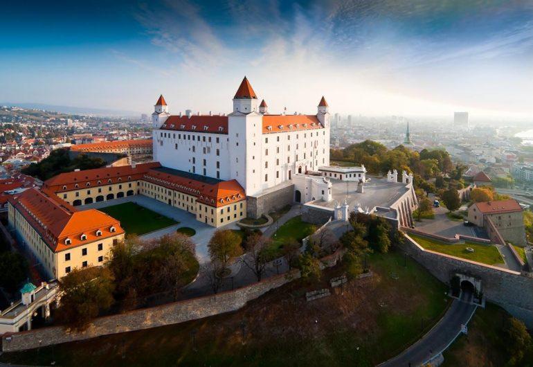 Wiedeń, Bratysława, Brno