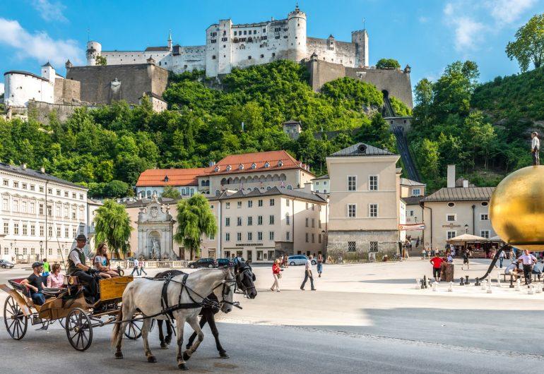 Wycieczka do Austrii
